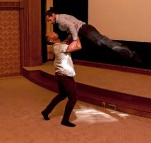 Copious Dance Theater 2014 Benefit Soirée Praeludium AJ Jones and Victor Talledos