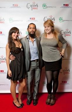 Copious Dance Theater 2014 Benefit Soirée Rachel Duff Leda Pennell Victor Talledos