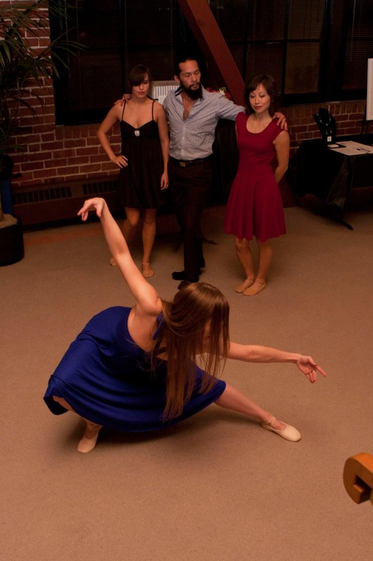 Copious Dance Theater 2014 Benefit Soirée Tango Erin Huestis