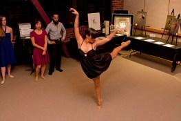 Copious Dance Theater 2014 Benefit Soirée Tango Leda Pennell