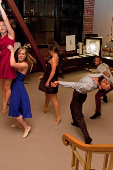 Copious Dance Theater 2014 Benefit Soirée Tango