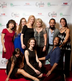 Copious Dance Theater 2014 Benefit Soirée The Company and Anna Ralston