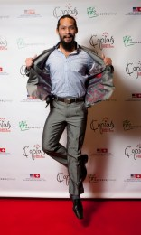 Copious Dance Theater 2014 Benefit Soirée Victor Talledos jump