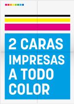 Impresión Color 2 Caras