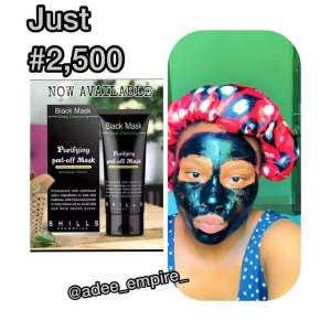 Black-mask-cleanser