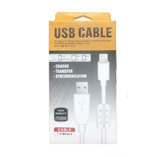 1. 5 Meters Usb Cable For Iphone