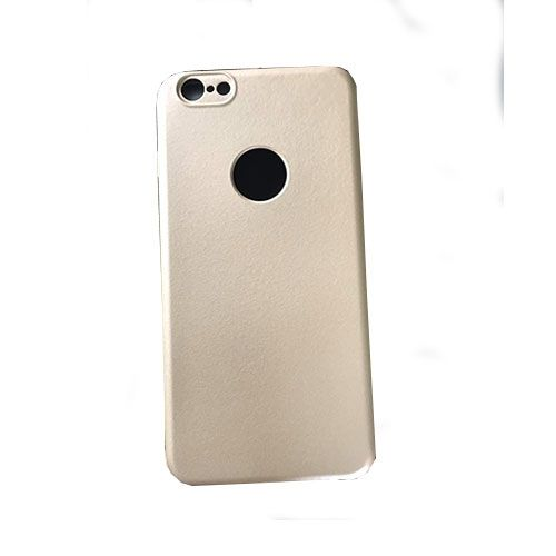 360 Full Rubber Iphone Case Cover For Iphone 7 Plus Gold