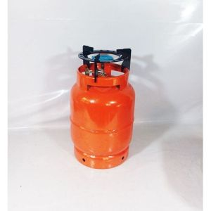 5kg Camping Cylinder With Black Sitter