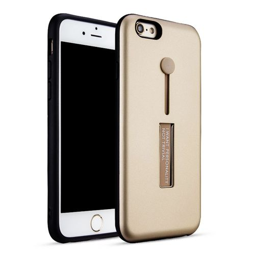 Fashion Case (i Want Personality Not Trivial) For Iphone 7 – Gold 0 Out Of 5
