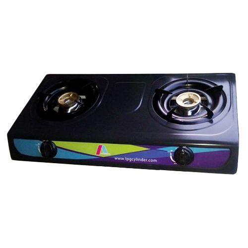 Luxury Household Double Gas Cooker