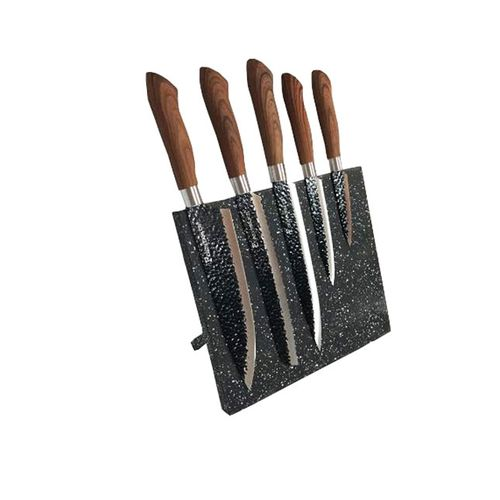 Magnetic Knife Set – 6 Pieces