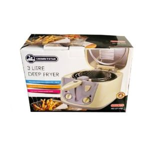 Master Chef 3 Ltrs Electric Deep Fryer With Plastic Body