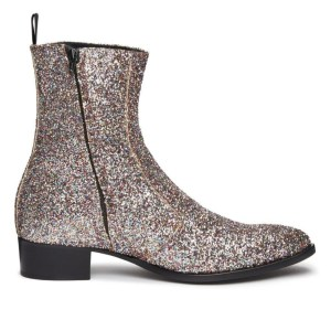 Rainbow Glitter Luca Boot