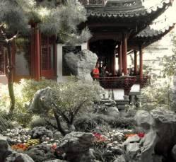 scholars rock shanghai yuyuan