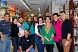 Mexican librarians