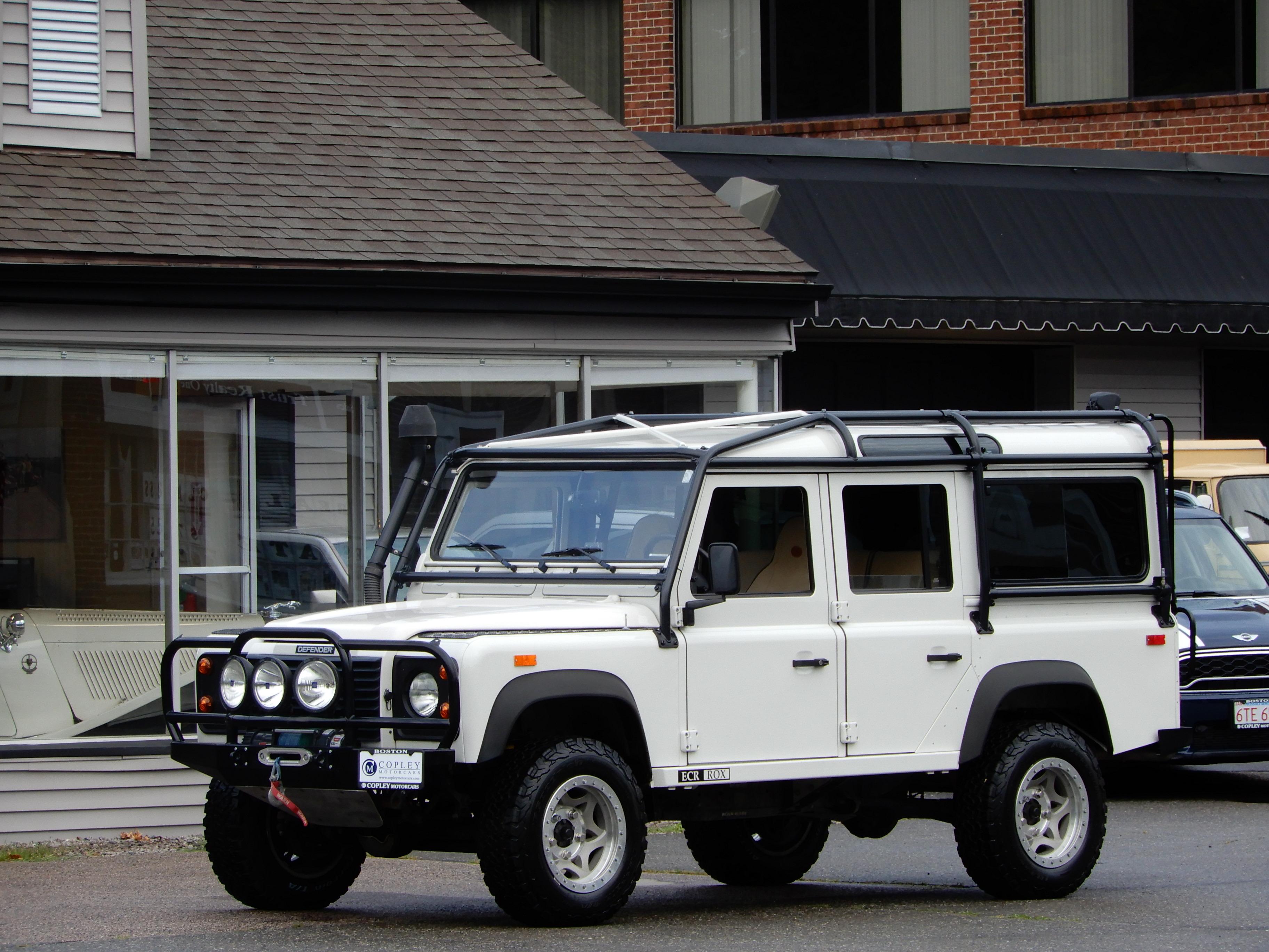 1993 Land Rover NAS Defender 110 157