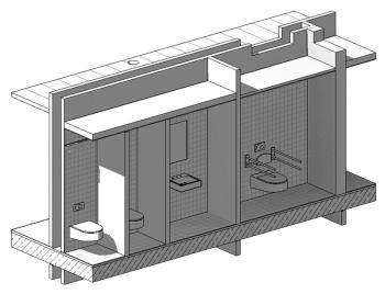Sanitär - Revit Projektvorlage