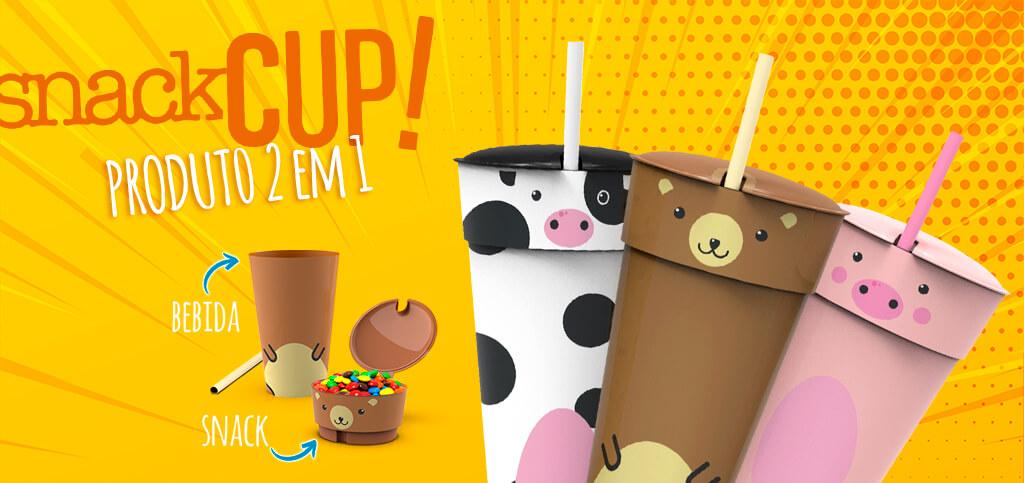 Copolândia - Snack Cup