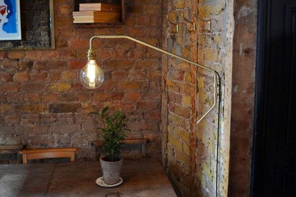 spotlight industrial wall lighting