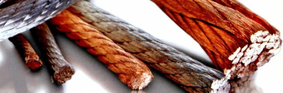 Copper Rope Braid