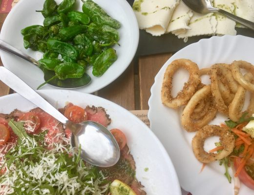 Gluten free food in Tenerife