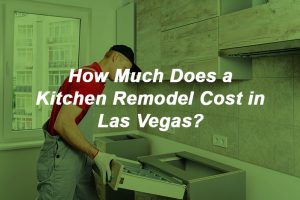 kitchen remodel las vegas corner cabinet the real cost of a
