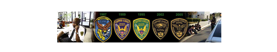 Home security Newhall | Copper Eagle Patrol and Security | Feel a bit safer with us!