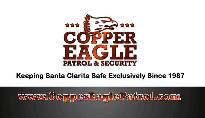 Copper Eagle – Best Patrol Security in SCV!