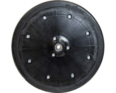 Mudsmith Solid Gauge Wheel