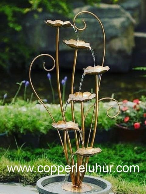Air Mancur, sumber : Copper Leluhur