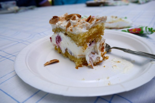 A super yummy cake