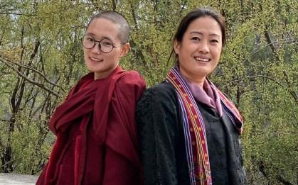 4.2 Phurba and Khenpo Nun in Bhutan 56800792_10215834687714364_3156008279100882944_n
