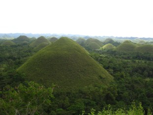 Chocolate Hills photo by Kleomarlo
