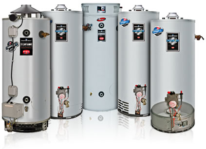 CopperStone Plumbing - Bradford White Water Heaters