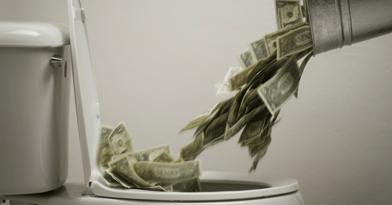 money-down-drain-featured
