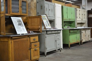 Hoosier Cabinets