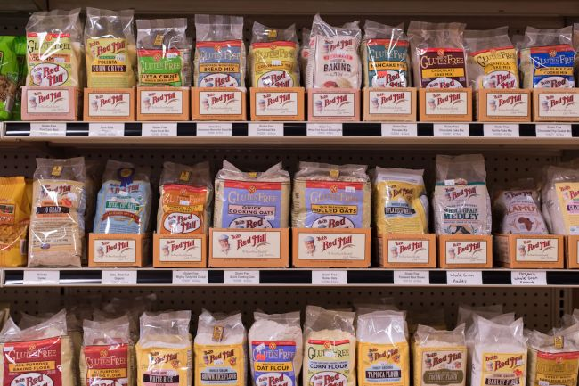 Culinary Mill Gluten Free Flours and Mixes