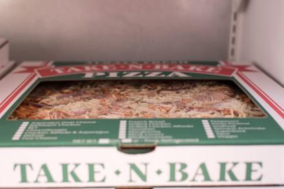 Culinary Mill Take N Bake Pizza