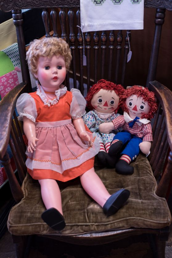 Dutch Lady Antiques Dolls