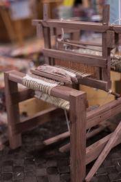 Lera's Rugs Miniature Handmade Loom
