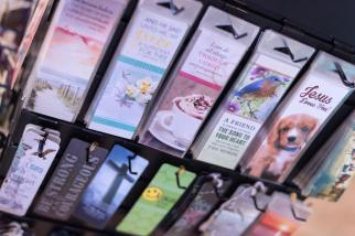 Light of Grace Bookstore Bookmarks