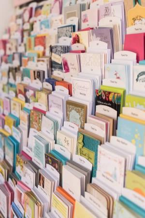 Light of Grace Bookstore Card Rack