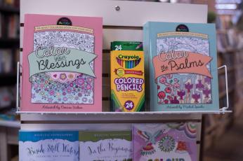 Light of Grace Bookstore Coloring Books