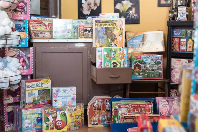 Light of Grace Bookstore Childrens Games