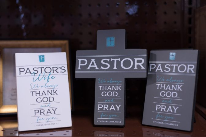 Light of Grace Bookstore Pastor Gifts