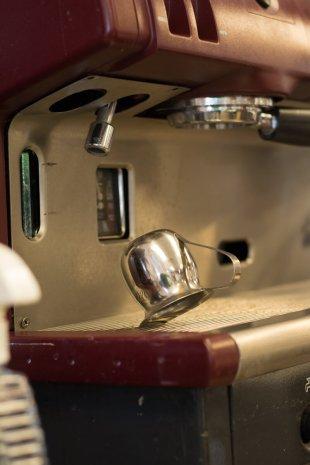 Rocket Science Espresso Machine