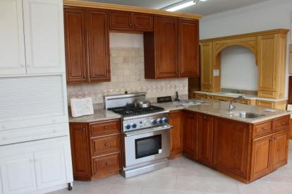 New Coppes Napanee Kitchen
