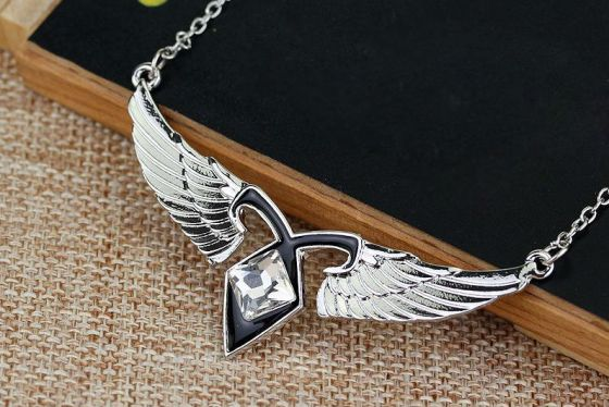 Angel-themed jewellery stocked by online retailer
