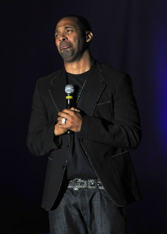Mike Epps - January 2012