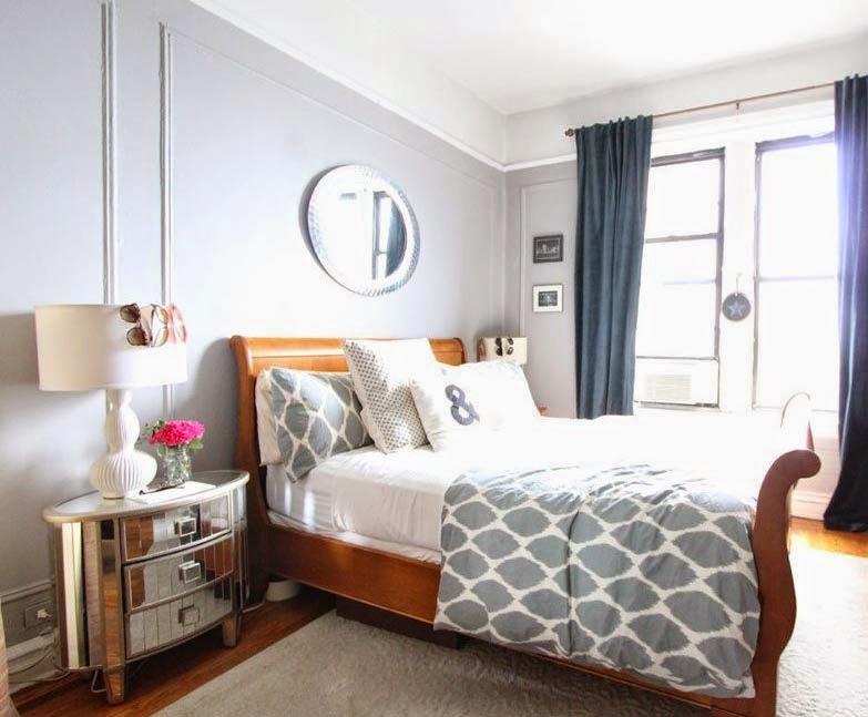 Cozy & Collected Bedroom